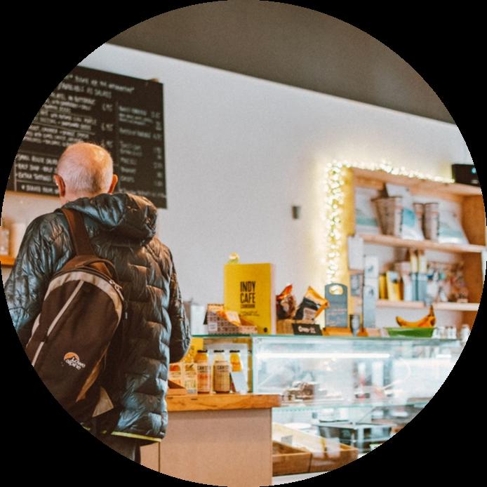 Gain customer loyalty and repeat business