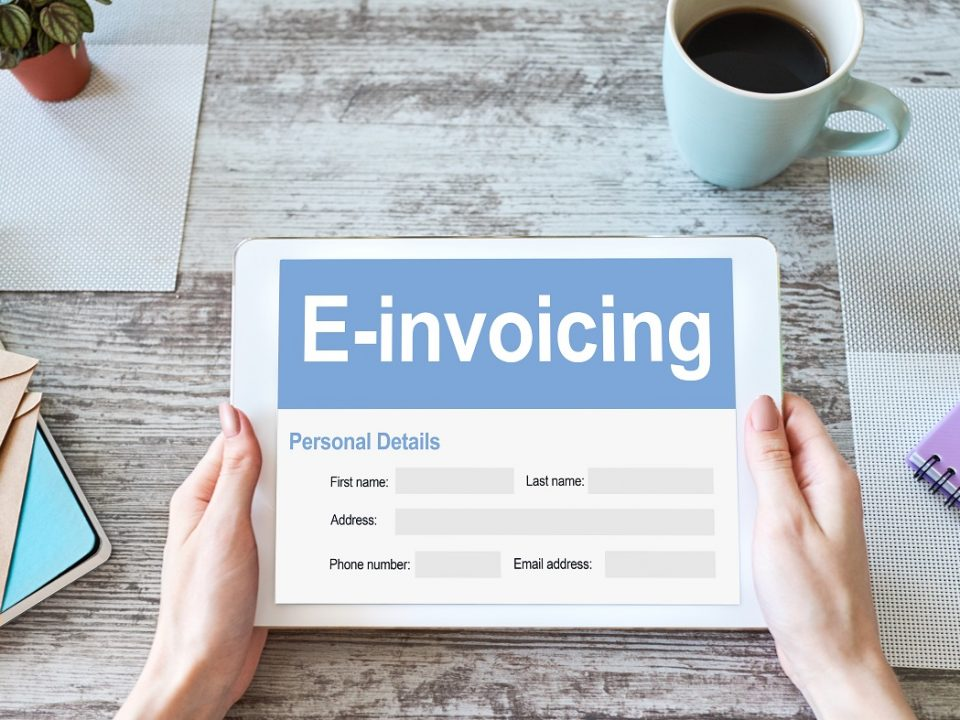 Dynamics 365 Finance Electronic Invoice under GST for India